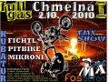 Full GAS Chmelná 2.10.2010 Fichtl + Pitbike + Mikroni + FMX SHOW