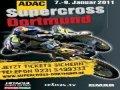 přenos halového supercrossu v Dortmundu