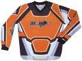 MOTOCROSSOVÝ DRES MODRÝ - oblečení na motocross
